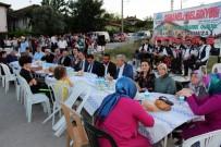 ABDULLAH KÜÇÜK - Osmaneli'de Mahalle İftarları Sona Erdi