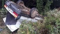 SERVERGAZI - Pazardan Dönen Aile Kaza Yaptı Açıklaması 4 Yaralı