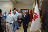 AKıN AĞCA - Ramazan Bayramı Münasebetiyle Valilik Personeli Bayramlaştı