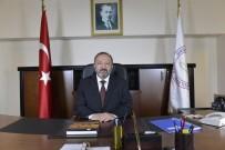 11 AYıN SULTANı - Rektör Çufalı'dan Ramazan Bayramı Tebrik Mesajı
