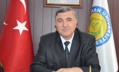 Rektör Taşaltın'dan Ramazan Bayramı Mesajı