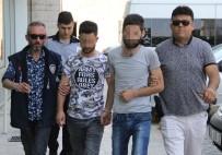 SİLAHLI ÇATIŞMA - Samsun'da Silahlı Saldırı Açıklaması 1 Yaralı