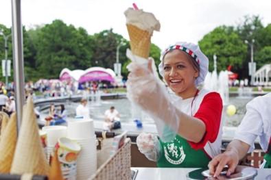 Soçi'de 620 ton dondurma tüketilecek