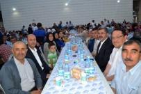 VEYSEL EROĞLU - Şuhut Belediyesinden Halk İftarı
