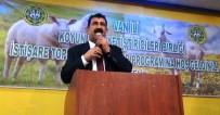 NIHAT ÇELIK - TÜDKİYEB Genel Başkanı Çelik, Hemşehrileriyle İftarda Bir Araya Geldi