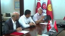 KıRGıZISTAN - Türk-Kırgız İşadamları Derneğinden TİKA'ya Teşekkür Plaketi
