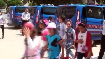 Türk Ve Suriyeli Çocuklar Sinema Etkinliğinde Buluştu