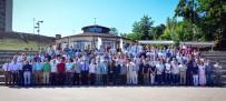 İDRİS ŞAHİN - Üniversite Personeli Bayramlaştı