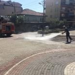 VEZIRHAN - Vezirhan'da Bayram Temizliği Başladı
