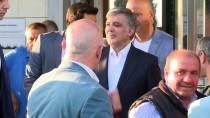 KANLıCA - 11. Cumhurbaşkanı Gül, Bayram Namazını Beykoz'da Kıldı
