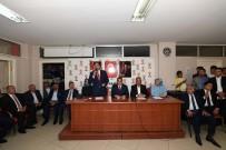 MEHMET EMIN ŞIMŞEK - AK Parti'de Bayramlaşma