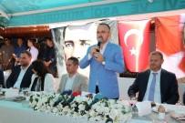 AK Parti'li Turan Açıklaması 'Atatürk Hayatta Olsa CHP'de Kongreye Girse Kazanamaz'