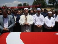 MÜFTÜ YARDIMCISI - AK Parti'li Yıldız'ın ağabeyinin cenazesi toprağa verildi