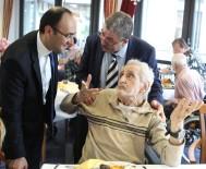 SANAT MÜZİĞİ - Almanya'da Yaşlılar Evinde Bayram Kutlaması