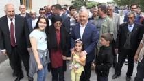 POLİS MERKEZİ - Bakan Arslan, Kars'ta Polis Ve Jandarmayla Bayramlaştı