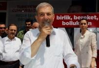 SAĞLıK BAKANı - Bakan Demircan, AK Parti Samsun Teşkilatı İle Bayramlaştı