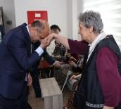 KOCAELİ VALİSİ - Başbakan Yardımcısı Işık, Huzurevini Ziyaret Etti