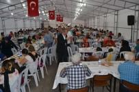 İFTAR YEMEĞİ - Başkan Vergili'nin Eşinden Son İftar Yemeği
