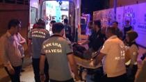 ANKARA SU VE KANALIZASYON İDARESI - Başkent'te Trafik Kazası Açıklaması 2 Yaralı
