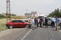 DICLE ÜNIVERSITESI - Bayram Ziyaretine Giden Aile Kaza Geçirdi Açıklaması 7 Yaralı