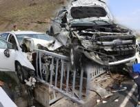 DİKKATSİZLİK - Bayramda ilk iki günün kaza bilançosu: 27 ölü, 106 yaralı