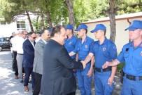 YUSUF ÖZDEMIR - Beyşehir'de Protokol Bayramlaştı