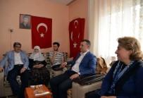 HAKKARİ YÜKSEKOVA - Bilecik Valisi Büyükakın'dan Şehit Ailelerine Ziyaret
