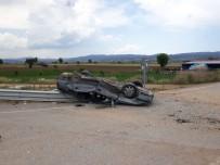 Bursa'da 5 Aylık Bebek Kazada Hayatını Kaybetti, 7 Kişi Yaralandı