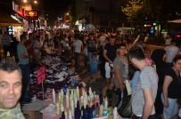 KAPALI ÇARŞI - Bursa'da Bayram Alışverişinde Adım Atacak Yer Kalmadı