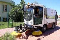 KARAHASANLı - Çankaya'ya Bayram Hediyesi Temizlik Araçları