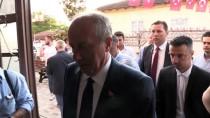 ELMALıK - Muharrem İnce Suruç'taki katliam için üzüldüm dedi