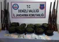 SUÇLA MÜCADELE - Denizli'de Jandarma 1 Yıllık Operasyon Raporunu Açıkladı