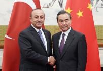 MEVLÜT ÇAVUŞOĞLU - Dışişleri Bakanı Çavuşoğlu Açıklaması 'Çin'den Türkiye'ye Gelen Turist Sayısında Yüzde 98 Artış Var'