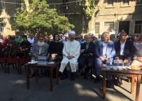 KURAN-ı KERIM - Diyanet İşleri Başkanı Ali Erbaş'tan Darülaceze Sakinlerine Bayram Ziyareti