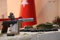 DİYARBAKIR EMNİYET MÜDÜRLÜĞÜ - Diyarbakır'da Suikast Hazırlığındaki 5 Terörist Yakalandı