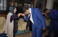 11 AYıN SULTANı - Döşemealtı Protokolü Halkla Bayramlaştı