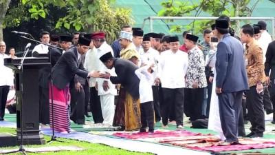 Endonezya'da Ramazan Bayramı