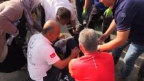 Erzincan'da Bayram Tatiline Gelen Aile Kaza Yaptı Açıklaması 4 Yaralı