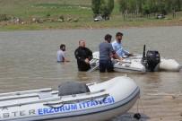 ERKMEN - Erzurum'da Gölete Giren 2 Lise Öğrencisi Boğuldu