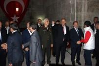 Erzurum'da Tarihi Medresede Bayramlaşma Töreni