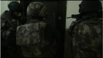 Erzurum'da Terör Operasyonu Açıklaması 7 Gözaltı