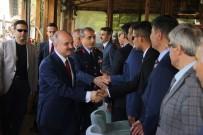 ESKİŞEHİR VALİSİ - Eskişehir'de Bayramlaşma Töreni