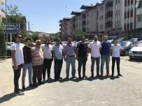 HARABE - Esnaftan Belediyeye 'Tebligat' Tepkisi