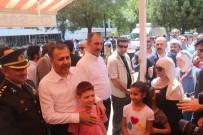 ALI YERLIKAYA - Gaziantep Protokolü Cuma Namazı Sonrasında Halkla Bayramlaştı