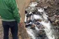 GÜMÜŞHANE ÜNIVERSITESI - Gümüşhane'de Trafik Kazası Açıklaması 1 Ölü
