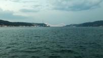 KIREÇBURNU - İstanbul Boğazı'nda Korkulu Anlar