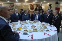 MEHMET ALI ŞAHIN - Karabük'te İl Protokolü Bayramlaştı