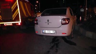 Konya'da Trafik Kazası Açıklaması 8 Yaralı