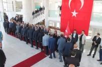 MUSTAFA KALAYCI - Konya Protokolü Bayramlaştı