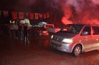 MHP'li Fendoğlu'na Yakınca'da Coşkulu Karşılama